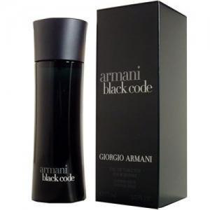 Armani  Black code EDT