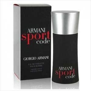 Armani Code sport EDT
